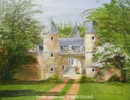 Chateau de Lillers